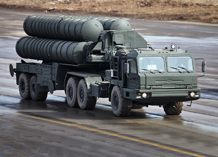 The Triumf's epic: Said Aminov about the S-400 deliveries to Algeria