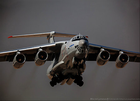 Defense ministry to extend contract for the new IL-76-MD-90A airlifters