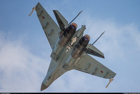 Russia to supply China with 2 billion $ worth of Su-35 fighter-jets