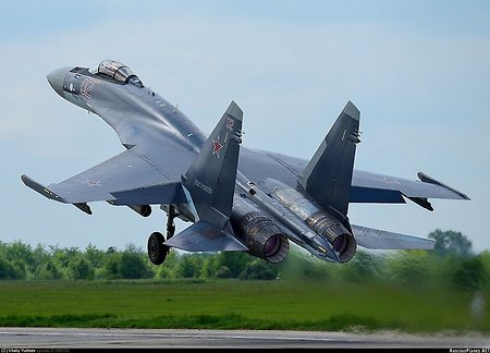 China to receive brand-new communication systems for the Su-35 fighter-jets