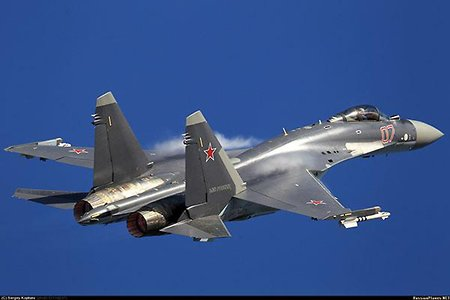 Russian Defense ministry to buy 50 brand-new Su-35