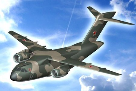 Il-112 military-transport aircraft will rise into the sky in 2017