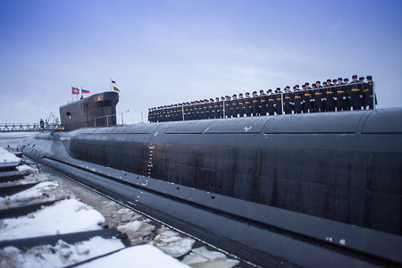 Crews assembled for 'Kazan' and 'Knyaz Vladimir' submarines, which are under construction