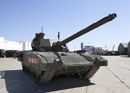 New test video of 'Armata' appears on the net