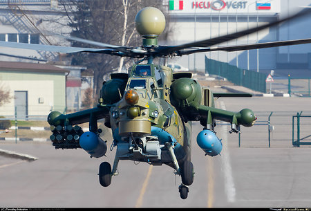 Russian Defense Ministry to get 24 brand-new Mi-28UB helicopters