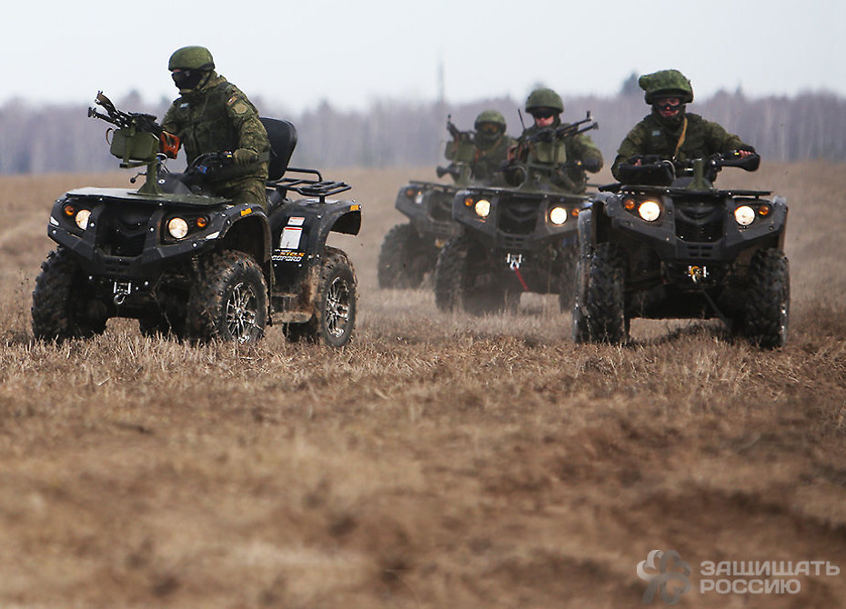 Russian airborne to receive 160 new ATVs