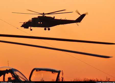 Russia considers designing 'doom's day' helicopter