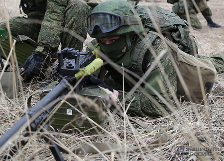 'Kalashnikov' and 'Degtyaryev' to compete for the right to supply Russian guard with 5.45 mm Kord machine gun
